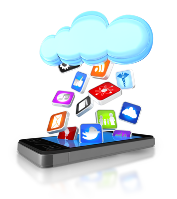 apps_falling_from_cloud_into_smart_phone_400_clr_8814